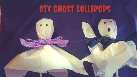 halloween creations form the dollar store.
