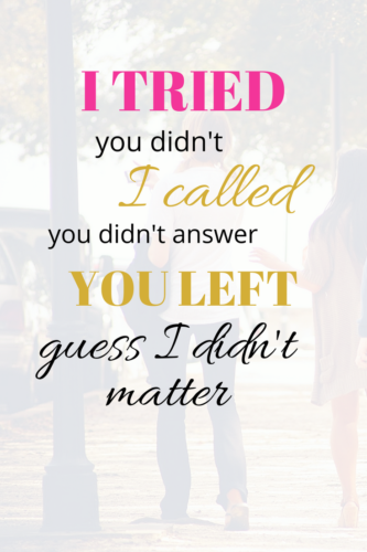 You have a friend that you are not sure you should still be friends with? You love them but they may not be good for your life. Read to find out 5 ways you know its time to let your friend go... #Badfriend #letfriendgo #nolongerfriends