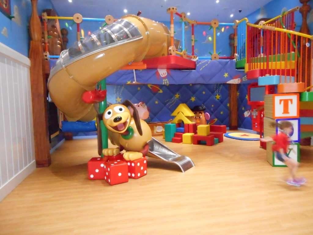 the Disney kids club