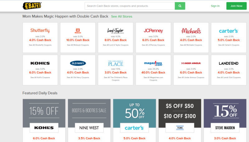 Make extra money while you shop online