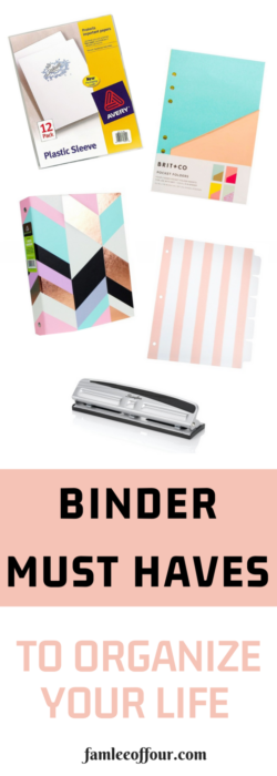 So you finally realize that a printable planner is the best way to go. It the best way to organize your life and keep things in order. But the question you ask is how can I make this planner more awesome and organize? SO here is the ultimate guide to organize your binder printable so you can maximize your time and create order. # organize binder # organize planner #printable