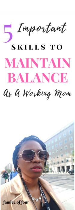 There is no way a mom can do everything by herself. In order to maintain the work life balance you need to add key steps. Check out these 5 important steps to maintain balance as a mom. WORK LIFE BALANCE| WORKING MOM #momlife #workingmom #worklifebalance